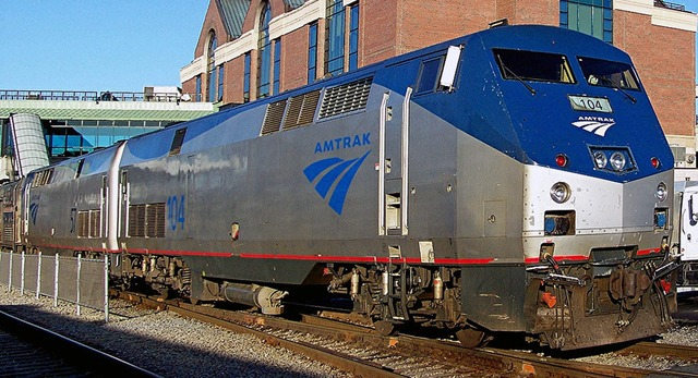Amtrak-in-Albany