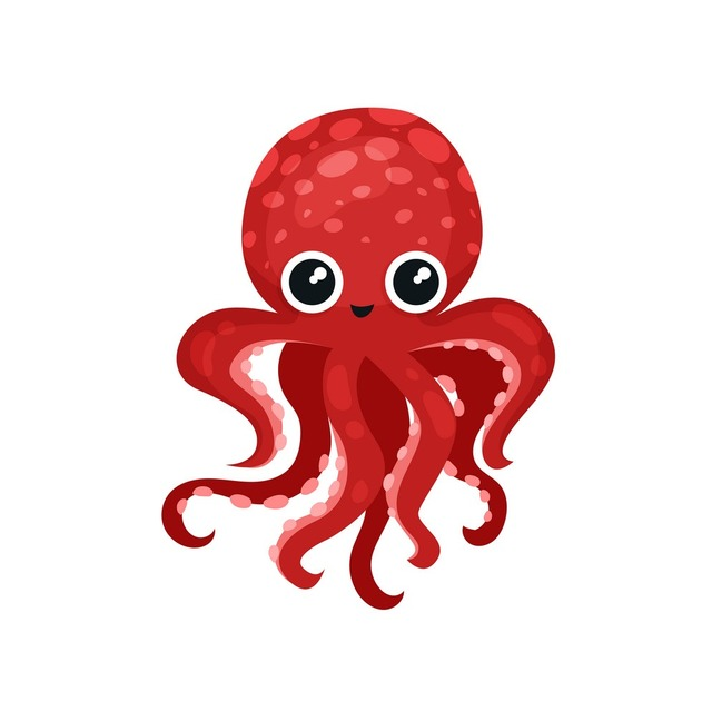 cute-red-octopus-with-big-shiny-eyes-soft-bodied-vector-21929457