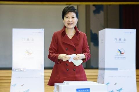 劇訳表示。 : 【韓国】大統領の求心力低下。与党過半数割で惨敗【海外反応】