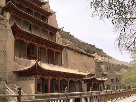 800px-Mogao_Caves