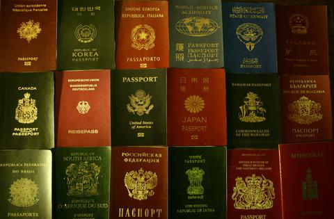 World-Passports
