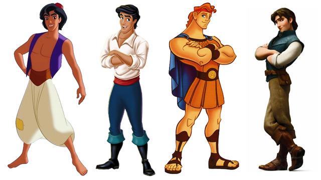 Disney-Princes