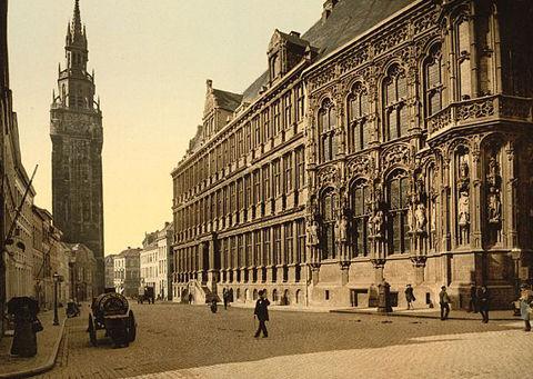 640px-Gent_stadhuis_belfort_1890-1900