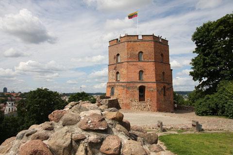 Vilnius-Tour-Gedimas