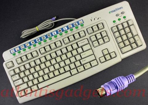 eMachines Multimedia Keyboard 1