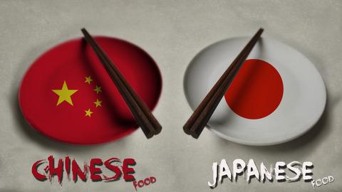 asian-food-china-vs-japan