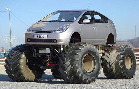 Monster Prius