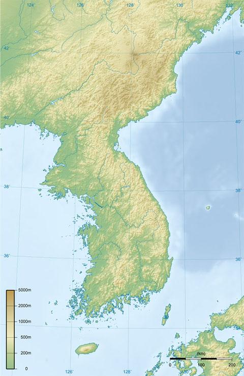 korean-peninsula