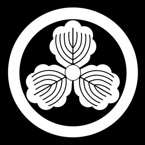 Maru-ni_Mitsu-Gashiwa
