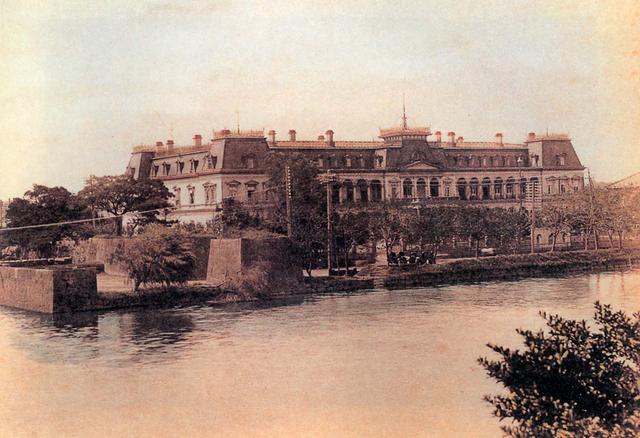 First-Imperial-Hotel-Tokyo-by-Yuzuru-Watanabe-1890