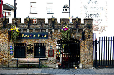 Folklore-Night-Brazen-Head-Dublin