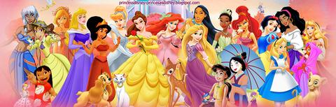 Princesas-Disney-Princess