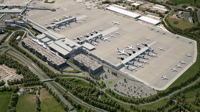 Manchester Airport Image