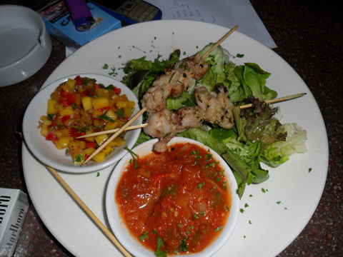 Crocodile+meat+at+Havana