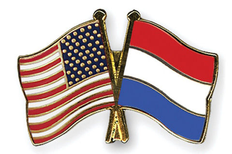 Flag-Pins-USA-Netherlands