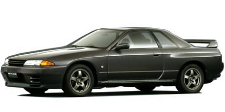 Nissan Skyline R32 GT-R 1989