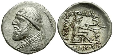 Drachma_Mithradates_II