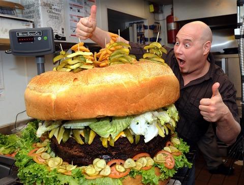 giant-hamburger