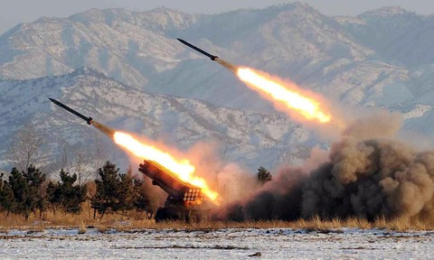 North-Korea-projectiles