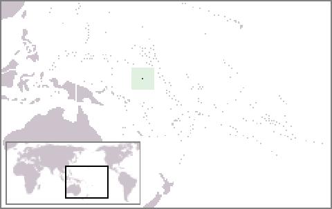 LocationNauru