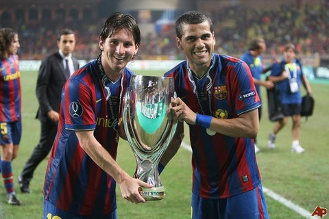 Messi-Alves