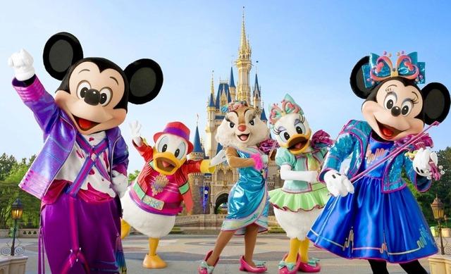 Tokyo-Disneyland 1-Day Ticket-97xU0