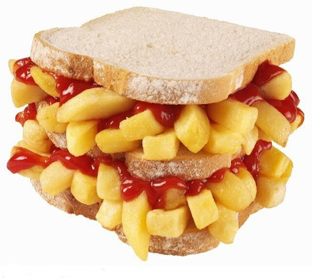 chip-butty