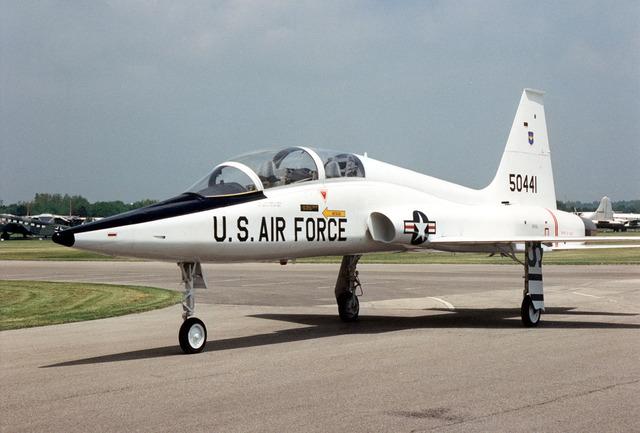 Northrop_T-38A_Talon_USAF
