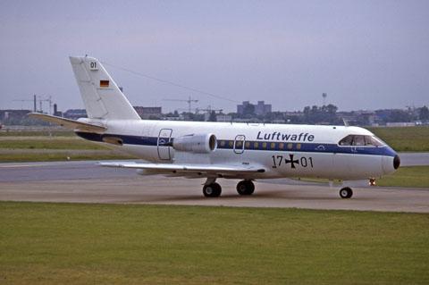 VFW_-_Fokker_VFW-614,_1701,_West_German_Air_Force