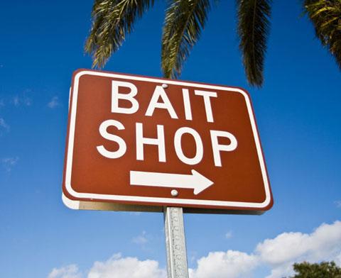 Bait-shop
