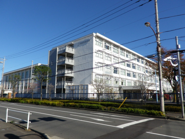 Machida-Sogo-HighSchool