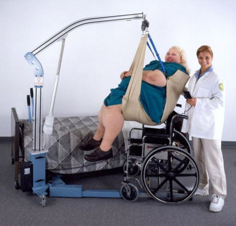 Obesity-disability