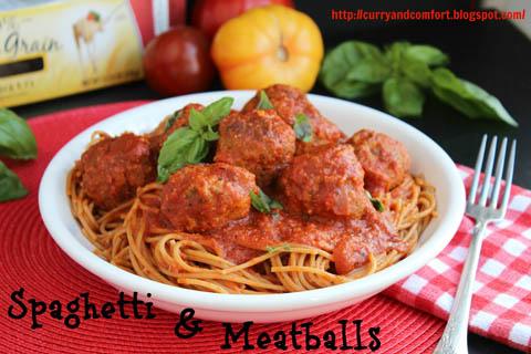 spaghetti+and+meatballs