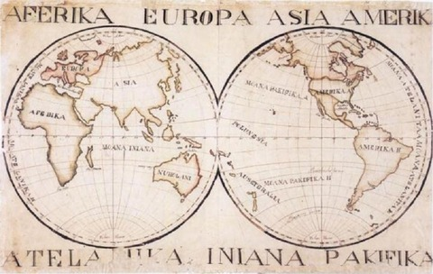 David_Malo's_map_of_the_world,_1832
