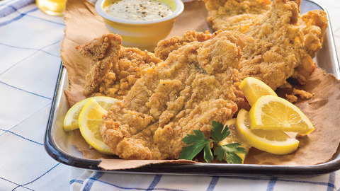 Buttermilk-Fried-Catfish