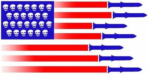 us-flag-skulls-missiles