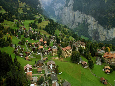Switzerland-beautiful-places