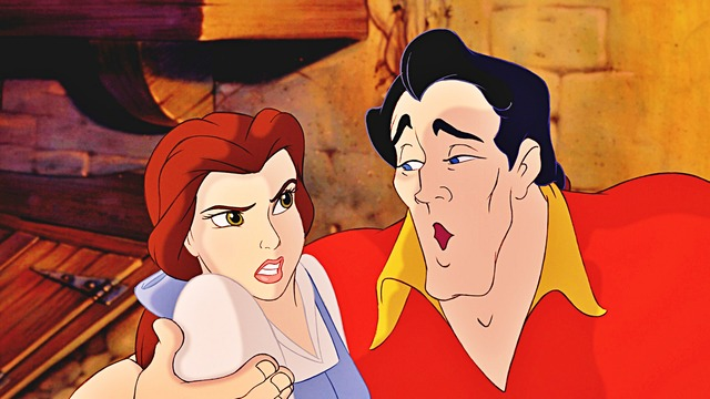 gaston-and-belle