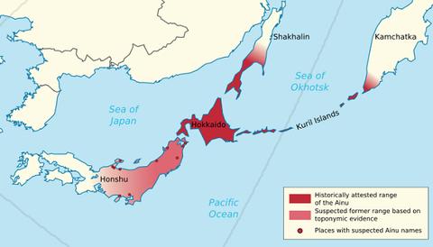 map-of-ainu