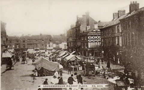 loughborough market place peveril 8003