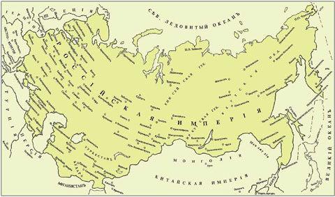 Russian Empire 1903