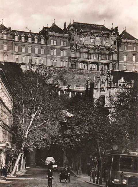budapest-alagut