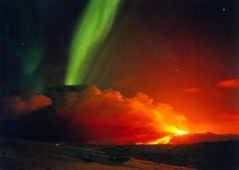 volcanoaurora