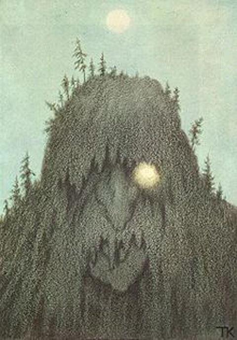 220px-Theodor_Kittelsen_-_Skogtroll,_1906_(Forest_Troll)