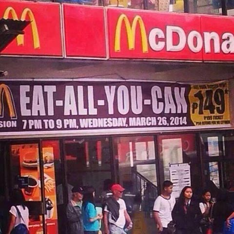 Eat-All-You-Can-Mcdonalds-Baguio