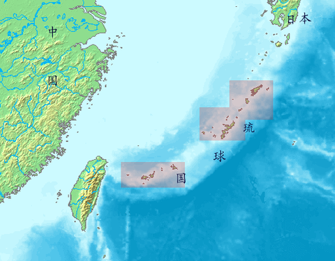 Location_Ryukyu_Islands