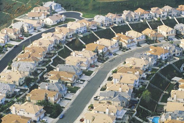 vista-aerea-dei-sobborghi-della-contea-di-orange-23179831