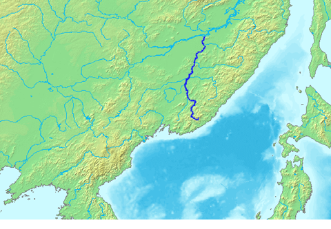 Location_Ussuri-River