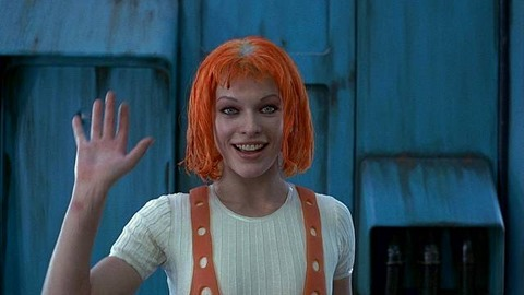 The Fifth Element Milla