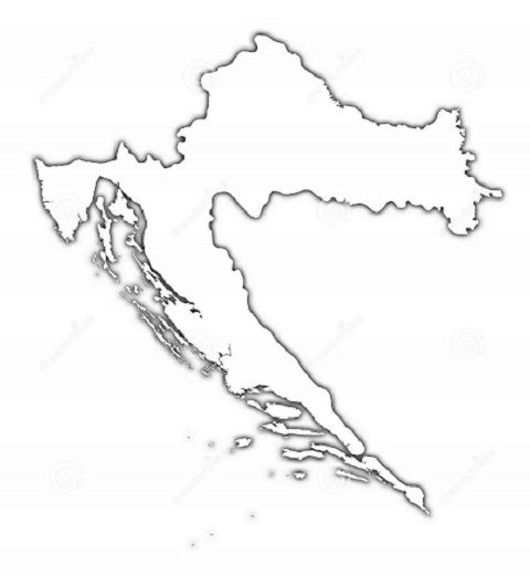 croatia-outline-map-4360479